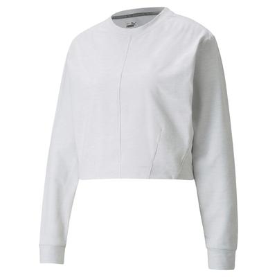 【PUMA官方旗艦】訓練系列Cloudspun圓領衫 女性 52094872
