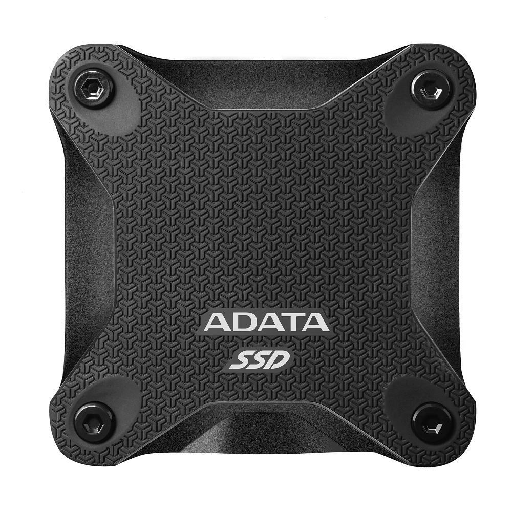 ADATA威剛 SD600Q 960GB(黑) USB3.1 外接式SSD行動硬碟