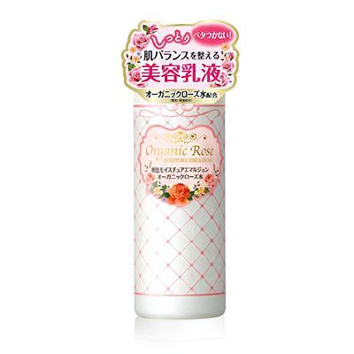 【明色 Organic Rose】彈力潤澤乳液(145ml)