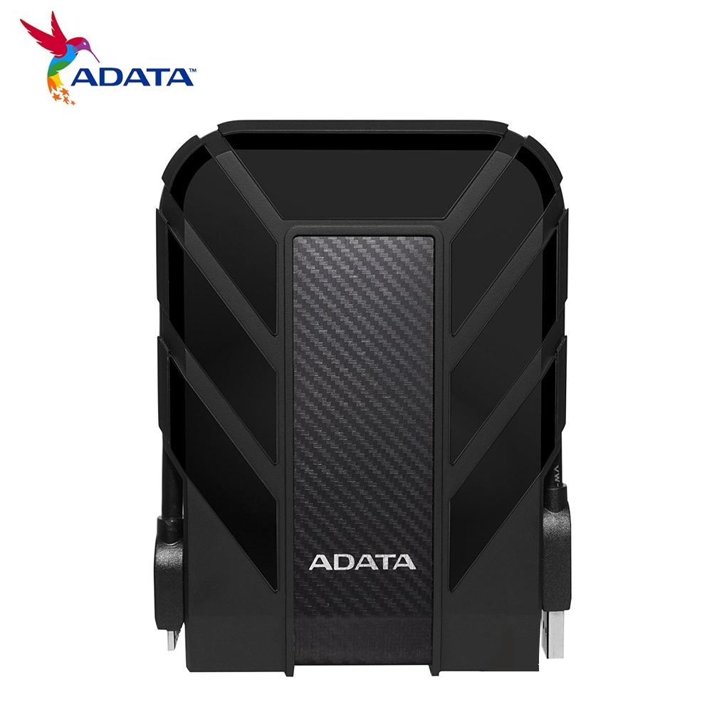 ADATA威剛 Durable HD710Pro 5TB(黑) 2.5吋軍規防水防震行動硬碟