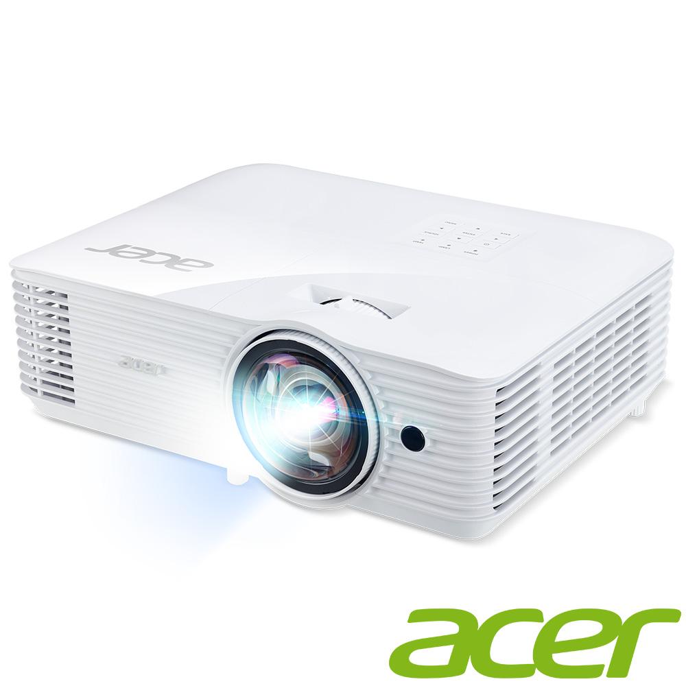 acer S1286H XGA 投影機(3500流明)