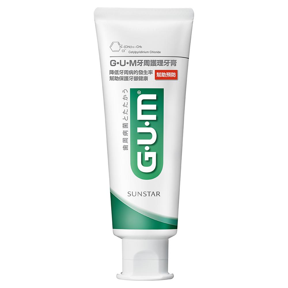 GUM 牙周護理牙膏 130g