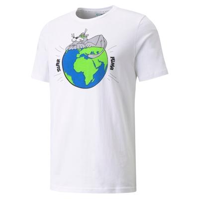 【PUMA官方旗艦】流行系列Graphic短袖T恤 男性 53266752