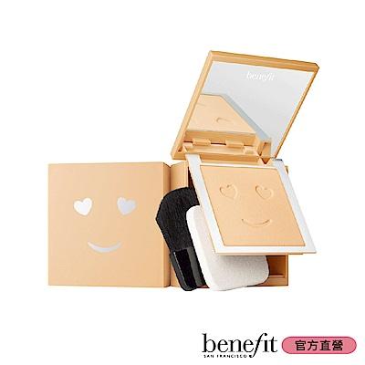 【官方直營】benefit Hello Happy 雙效柔膚蜜粉餅 7g