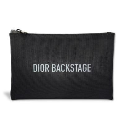 Dior迪奧 黑雪紗後台彩妝包
