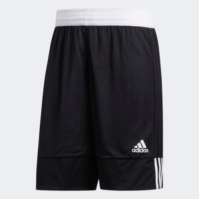 adidas 短褲 運動 休閒 健身 訓練 男款 黑 DX6386 3G SPEED REVERSIBLE SHORTS