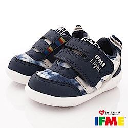 IFME健康機能鞋 輕量學步款 NI00211藍(寶寶段)