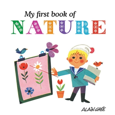 My First Book Of Nature 我的第一本自然生態書
