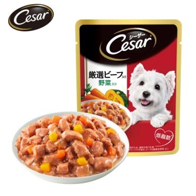 西莎蒸鮮包成犬牛肉及蔬菜口味(70g)*3入