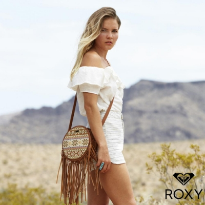 【ROXY】BLUE COLORADO RIVER 短褲