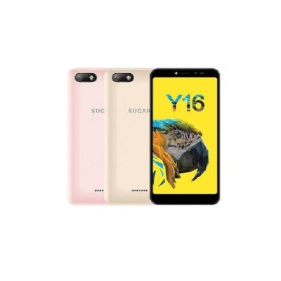【福利品】SUGAR Y16 (3G/32G) 5.45吋全螢幕美拍機
