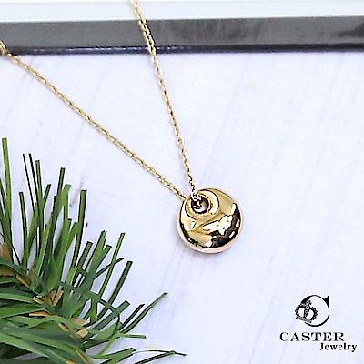 日本 凱斯特 CASTER 星辰水珠 金典項鍊 防抗過敏 SUS316L頂級不鏽鋼飾品