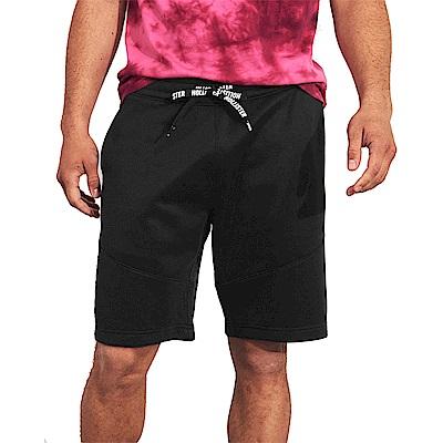 海鷗 Hollister HCO 經典標誌短棉褲-黑色