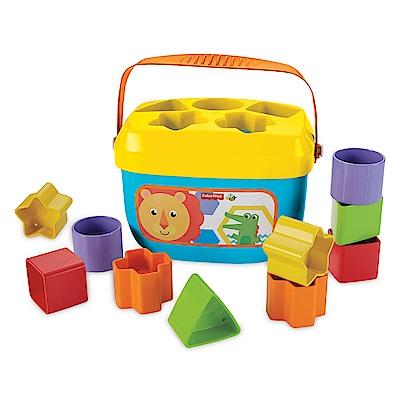 奇哥 Fisher-Price 費雪 寶寶積木盒