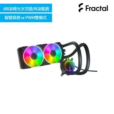 【Fractal Design】Celsius+ S28 Prisma水冷散熱器