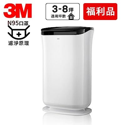 【福利品】3M 雙效空氣清淨除濕機-9.5L FD-A90W 除濕12坪 清淨3-8坪