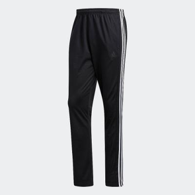 adidas 長褲 運動 休閒 訓練 男款 黑 DU1804 3-STRIPES PANTS