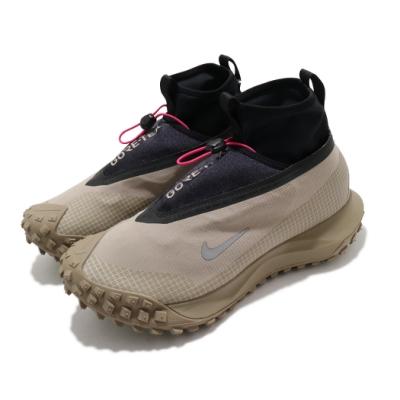 Nike 休閒 ACG Mountain Fly 男鞋 GTX 高筒 機能穿搭 反光 卡其 黑 CT2904200