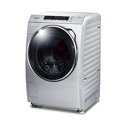 [無卡分期12期]Panasonic國際牌 變頻 滾筒洗衣機 NA-V178DW 炫亮銀