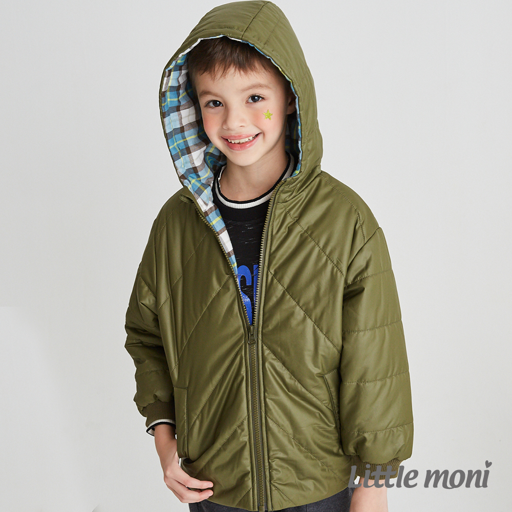 Little moni3M科技羽絨保暖外套(共3色) product image 1