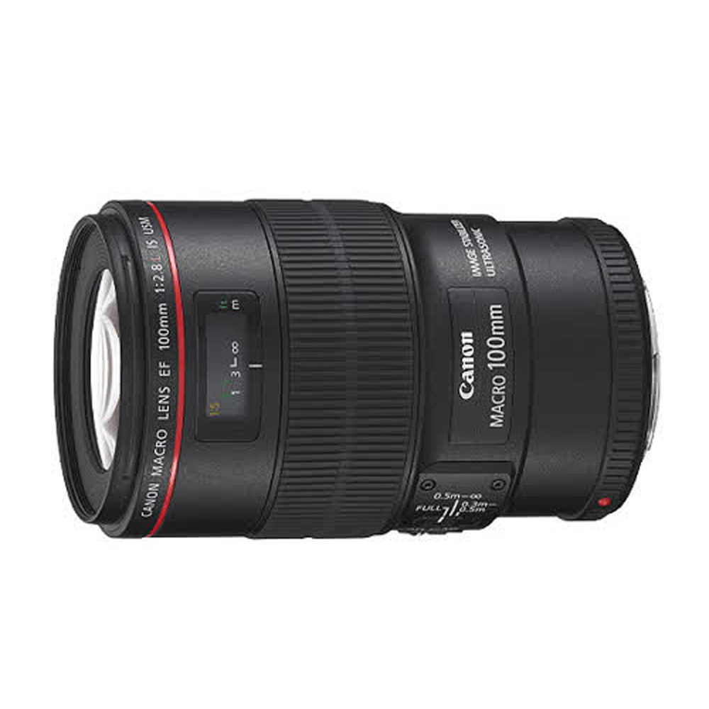 CANON EF 100mm F2.8L MACRO IS USM (平輸)