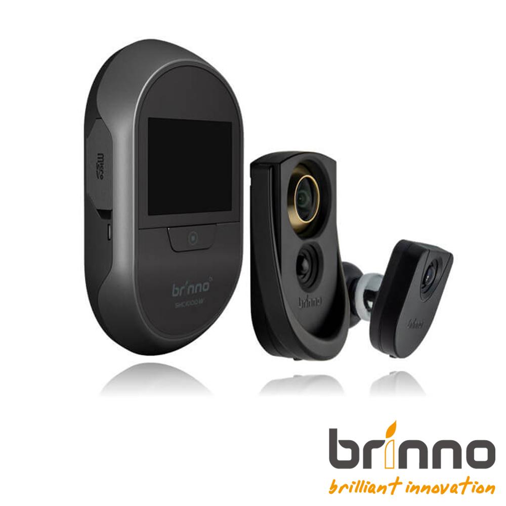 brinno 智能電子貓眼 SHC1000W 12