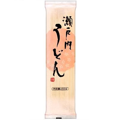 高橋製麵 瀨戶内烏龍麵(250g)