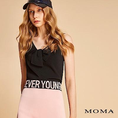 MOMA 領結兩穿針織背心