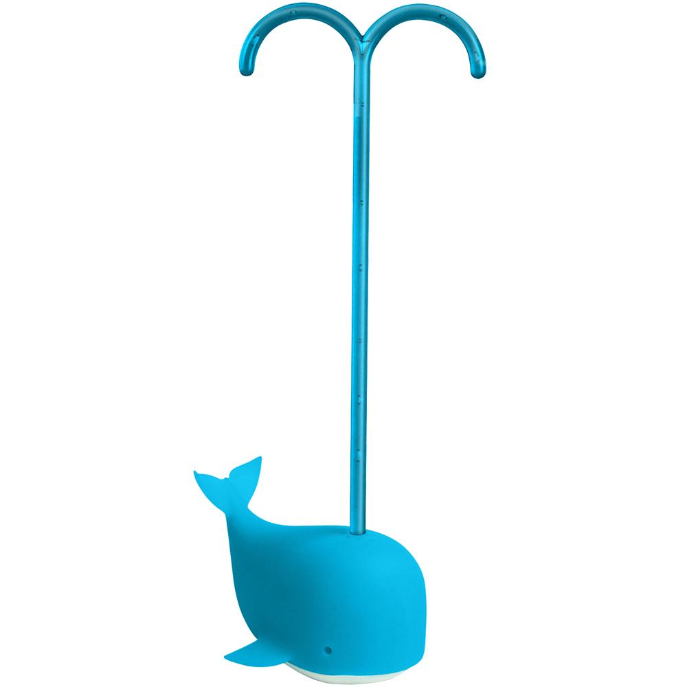 《KitchenCraft》Fred長柄泡茶器(鯨魚)