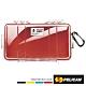 美國 PELICAN 1060 Micro Case 微型防水氣密箱-透明(紅) product thumbnail 1