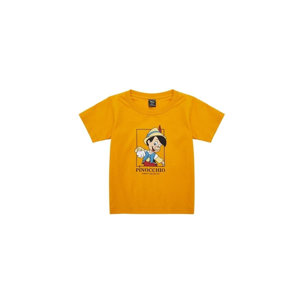CACO-MIT 小木偶BOX短T-親子款-童【YDI076】
