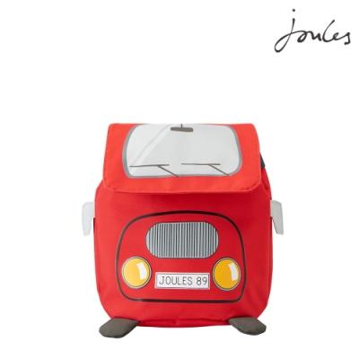英國【Joules】紅車車造型後背包