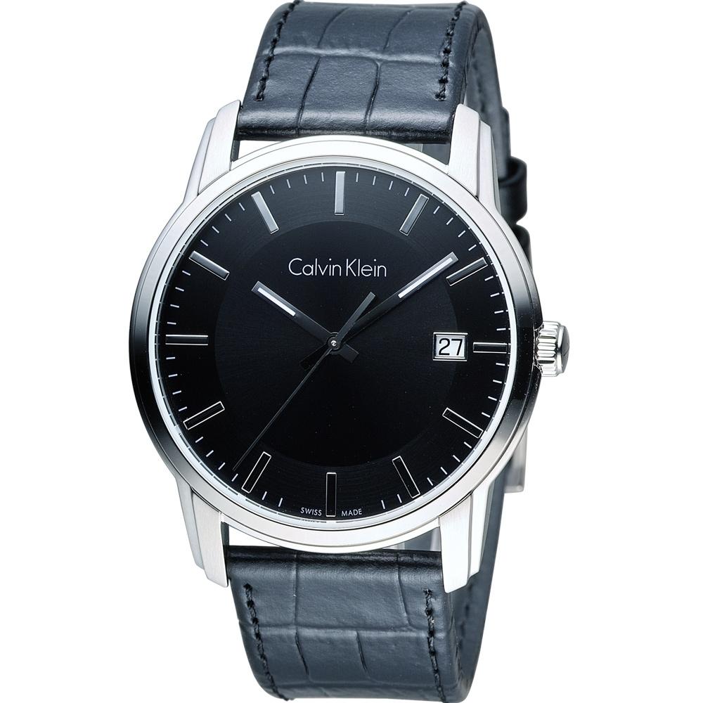 Calvin Klein Infinite 紐約時尚男錶(K5S311C1)42mm