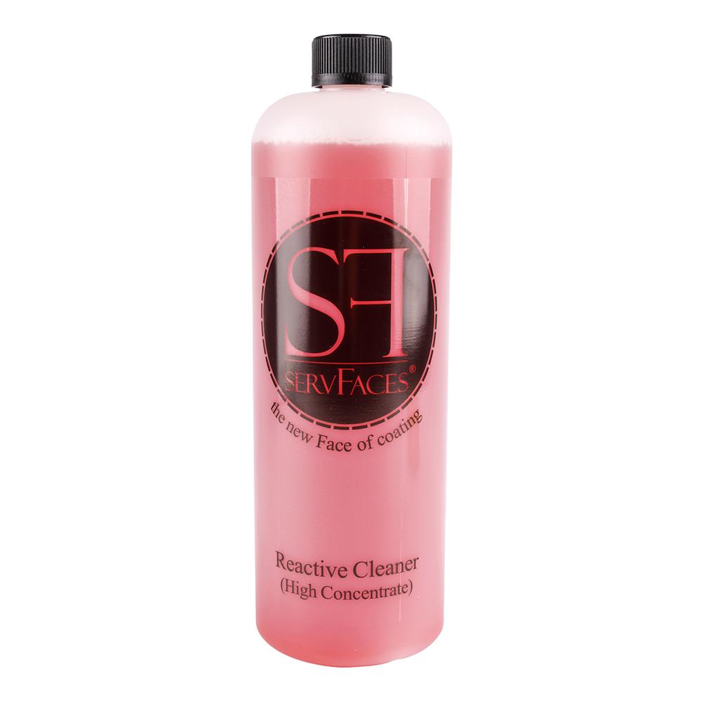 servFaces 濃縮型泡沫預洗劑 Reactive Cleaner