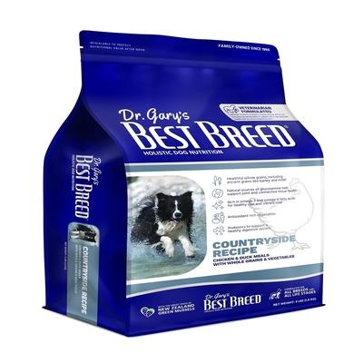 BEST BREED貝斯比-天然珍饌系列 (4種口味)  4LBS(1.8KG) 2入 全年齡犬隻適用(購買兩件贈送寵鮮食零食1包)(贈全家禮卷50元1張)