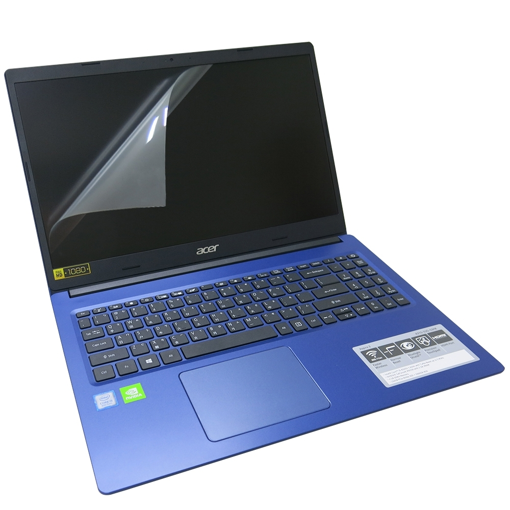 EZstick ACER Aspire 3 A315-55G 螢幕保護貼