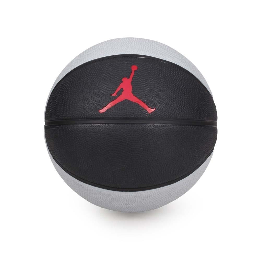 NIKE JORDAN SKILLS 3號籃球 黑灰紅