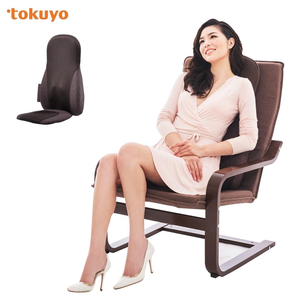 【福利品】tokuyo Q感摩速椅L TH-520F(TW)