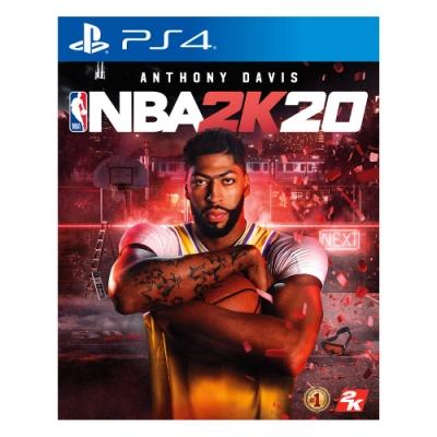 PS4《NBA2k20》標準版