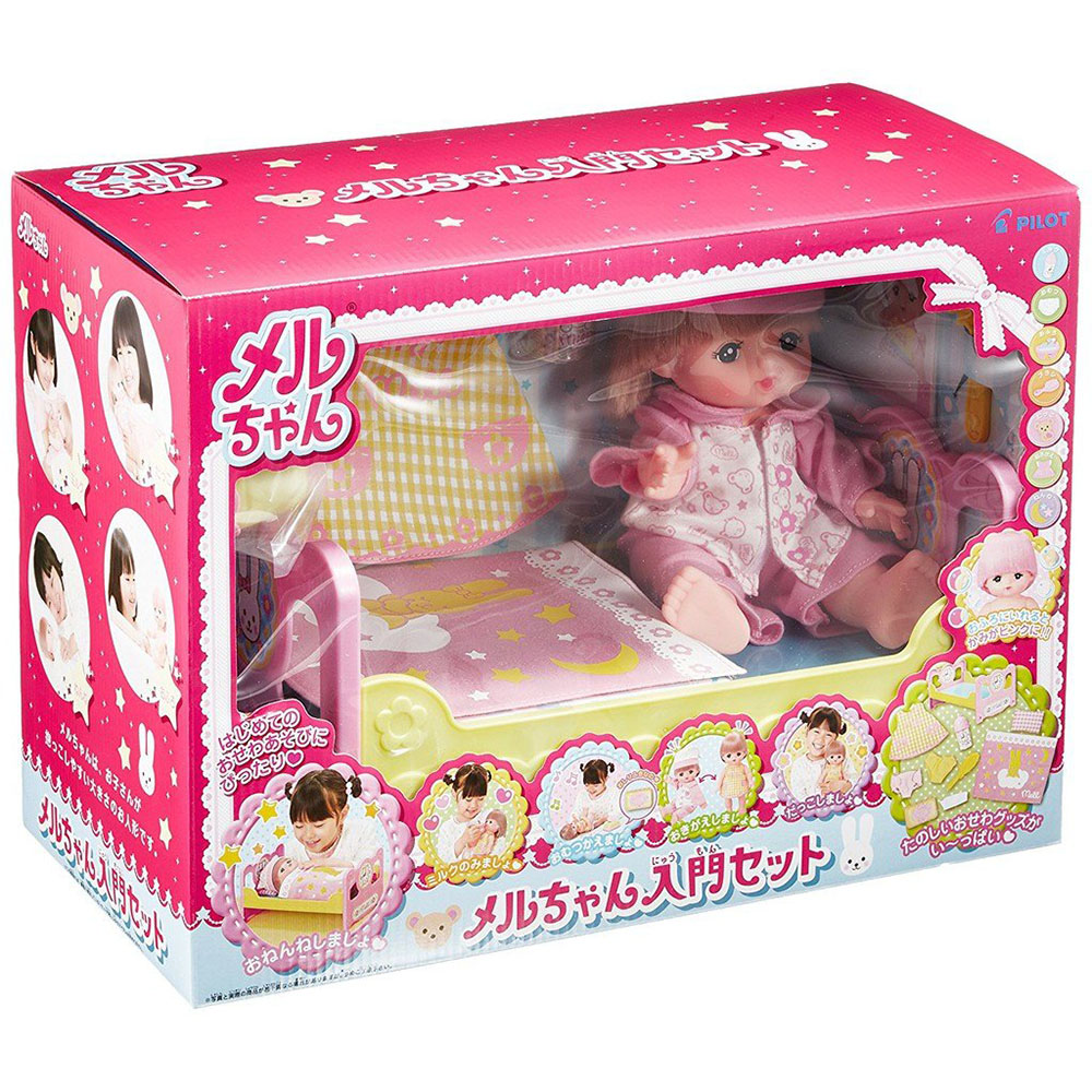 【Amuzinc酷比樂】小美樂娃娃系列 BABY入門組 2016