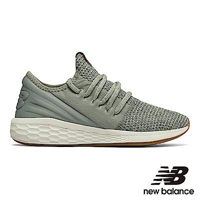 New Balance 緩震跑鞋WCRZDLC2 女 灰綠