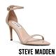 STEVE MADDEN-SCOPED 女神等級一字後繫帶高跟涼鞋-粉藕 product thumbnail 1