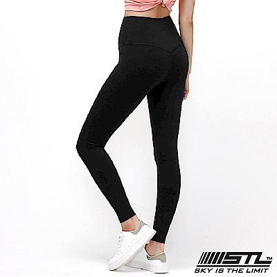 STL Wonder legging 9 韓 女 高腰運動拉提褲 奇蹟黑
