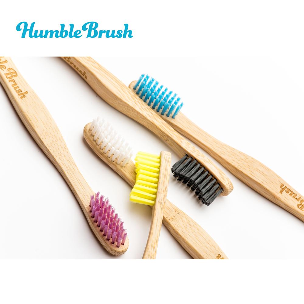 瑞典Humble Brush 成人牙刷超軟毛 2入組-四色可選