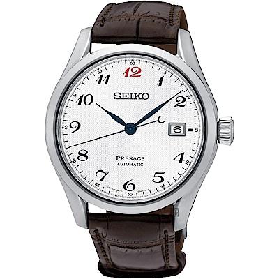 (無卡分期6期)SEIKO Presage 6R15領導者機械錶(SPB067J1)