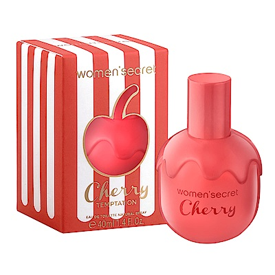 WOMEN SECRET Cherry TEMPTATION櫻桃誘惑女性淡香水40ml