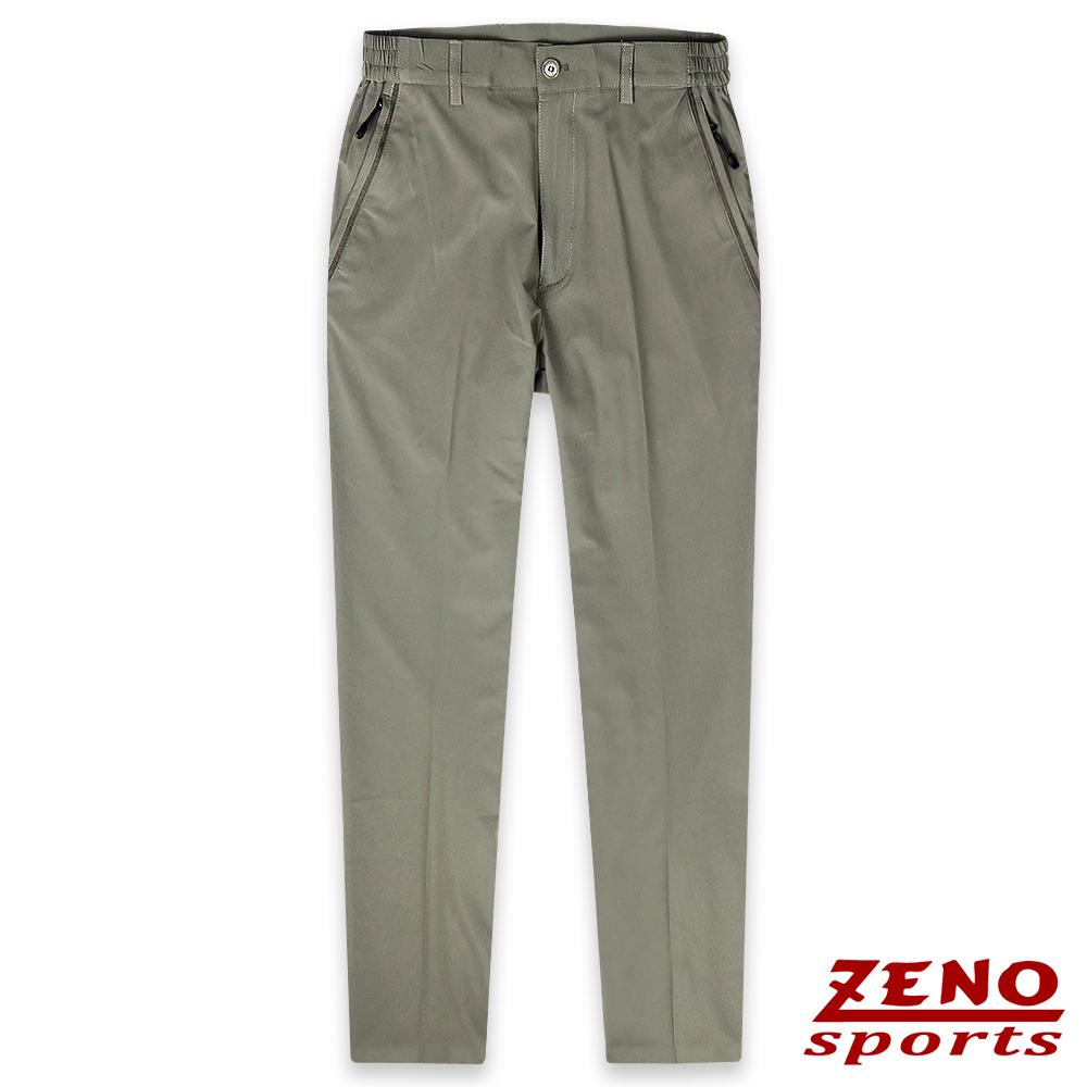 ZENO 四面彈抗皺輕量機能長褲-二色