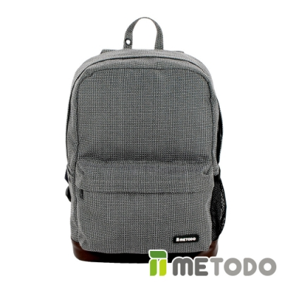【METODO防盜包】Backpack 不怕割後背包/休閒旅遊包TSL-701巧克力