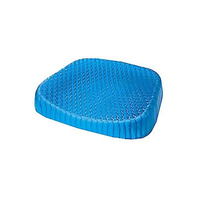 熱銷舒壓款蜂巢冷凝膠坐墊 40x35x3.8cm(2入組)
