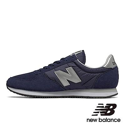 New Balance 復古鞋 U220NS 中性 藍色